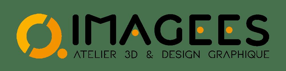 Logo Imagees Atelier Graphique et Design 3D